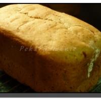 2x chleba s pohankovými vločkami (pekárna)
