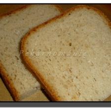 3x chleba z pekárny - s přídavkem kvásku