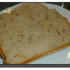 1 + 1 jogurtový chléb z pekárny