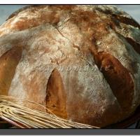 Lněný chleba s omládkem