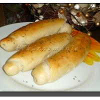 Pšeničné rohlíky (pečivo)