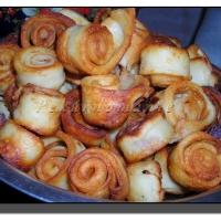 Fritátové nudle (vložka do polévky)