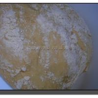 Kynuté těsto na slané pečivo