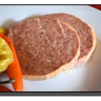 Domácí lančmít (Luncheon meat)