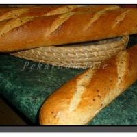 Semínkové bagety