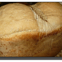 Bramborákový chleba (kváskový)