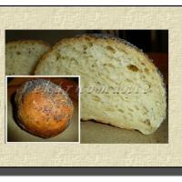 Bramborovo - sýrové bulky s mákem