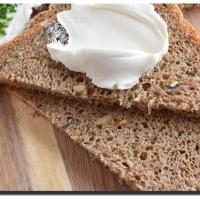 Podmáslový chléb s dýňovým semínkem
