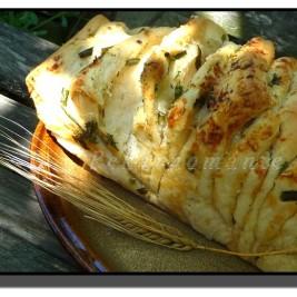 Trhací chléb (Pull Apart Bread)