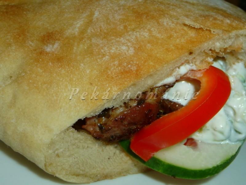 Pita (chlebové placky)