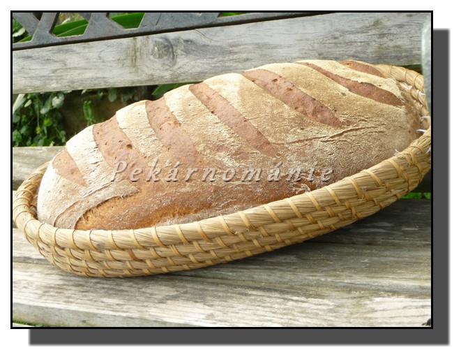 Pindruše pohankový chlebík