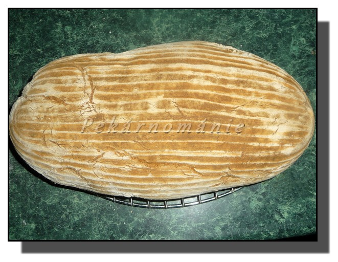 Vesnický chléb (celokváskový)