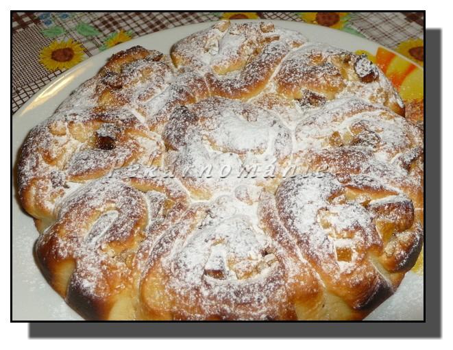 Citrónový koláč s fíky