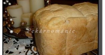 základní chleba z pekárny