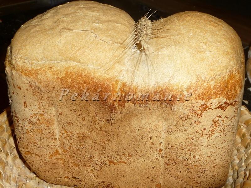 Bramborákový chleba