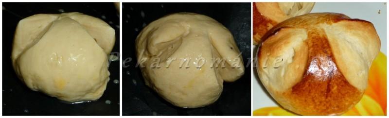 Sladké briošky - ouška a ježci