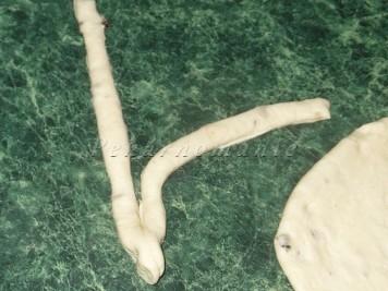 Slaninové křupavé tyčky