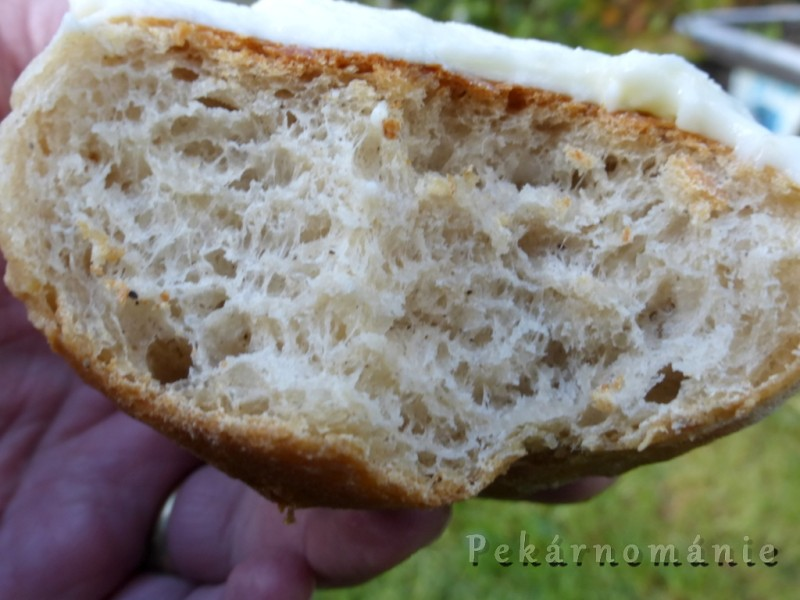 Pšenično - žitné raženky s pepřem
