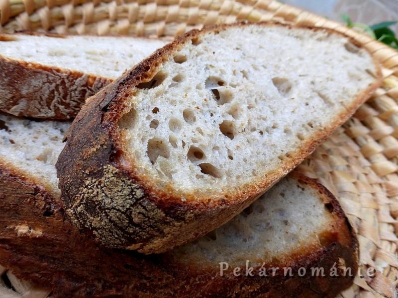 Chleba z naší vsi