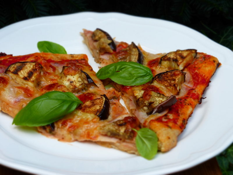 Celozrnná pizza (bezpracná)