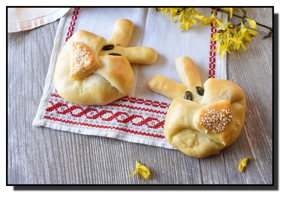 Velikonoční zajíčci