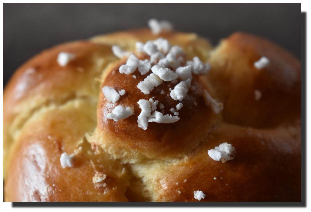 Granulovaný cukr