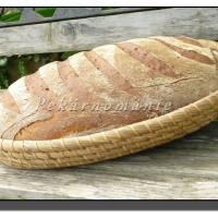 Pindruše pohankový chleba
