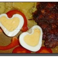 Srdíčka z vajíčka