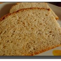 Podmáslový vločkový chleba z remosky
