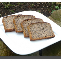 Žitný chleba s nasladovaným šrotem