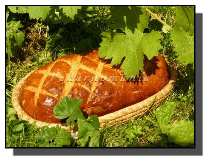 Slunečnicový chleba II.