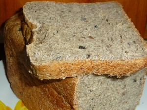 Houbovo-uzený chleba
