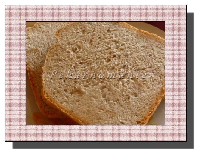 Milčin blbovzdorný chleba