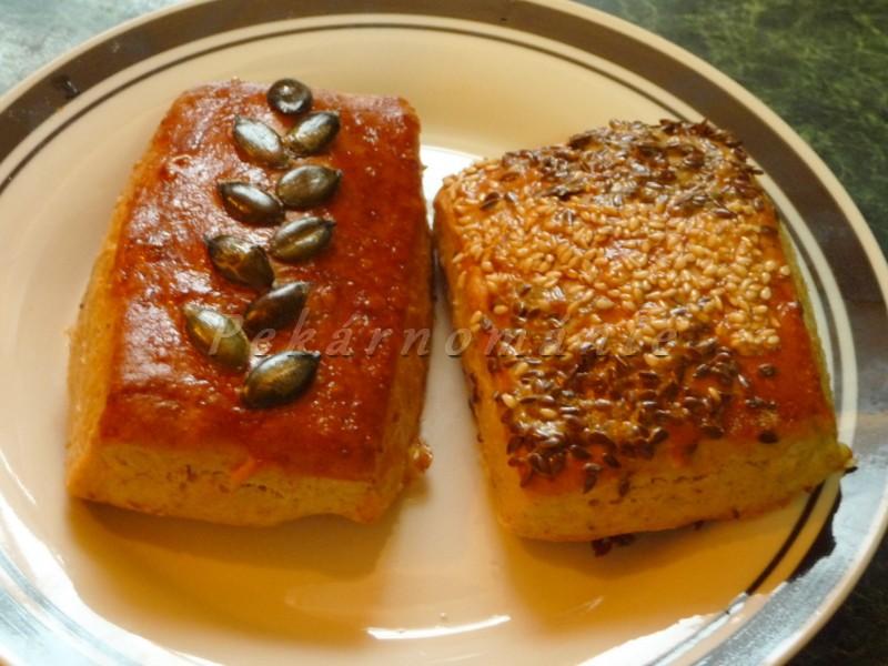 Chlebové čtverečky