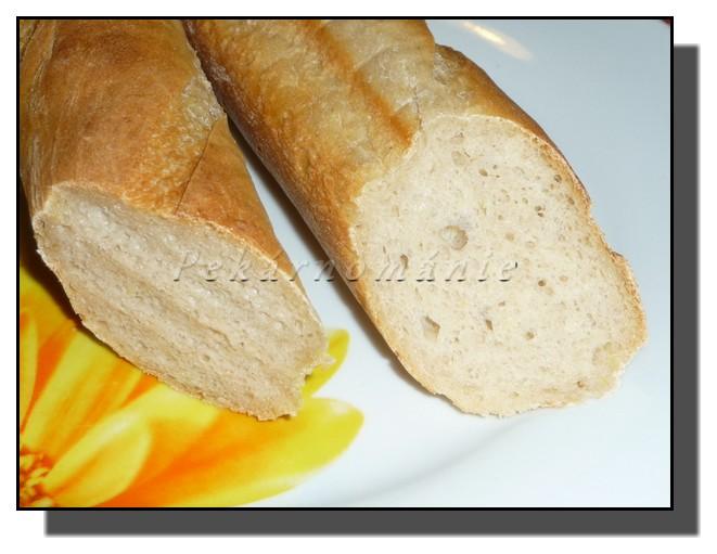 BB - bramborové bagety