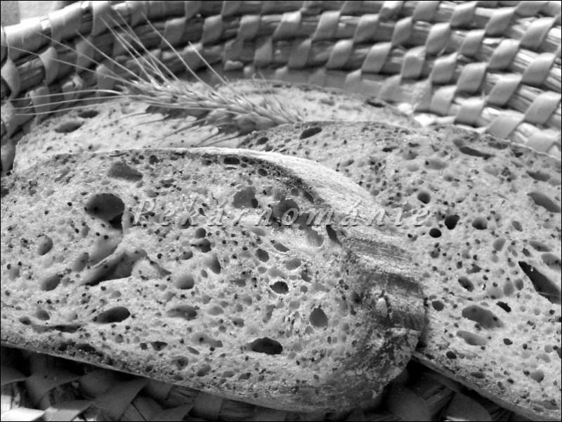Tečkovaný chleba