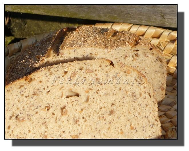 Žitný zrníčkový chlebík