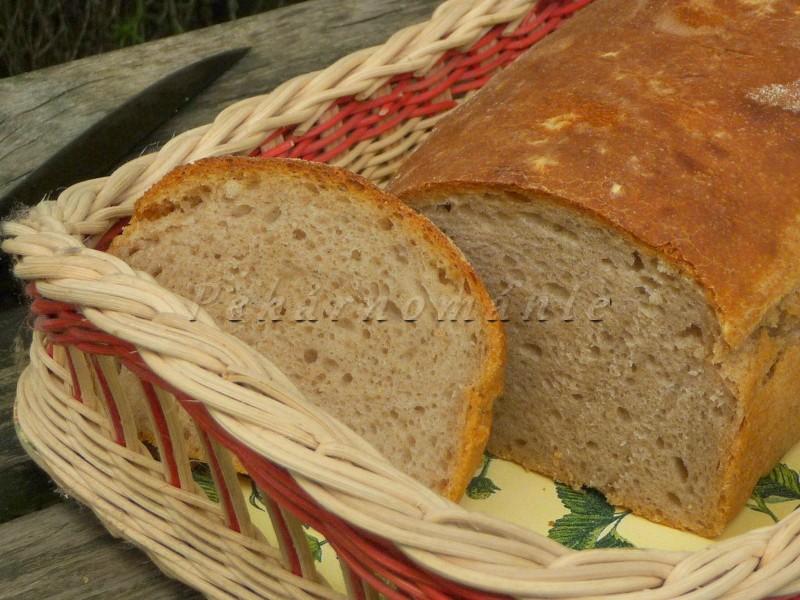 Celozrnný sendvičový chlebík