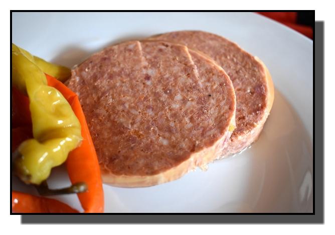 Luncheon meat (domácí lančmít)