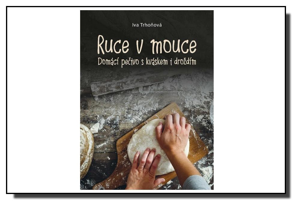 """Nová kniha """"Ruce v mouce"""""""